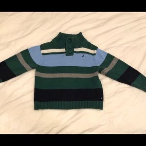 NWOT Boys NAUTICA Sweater Size 4T